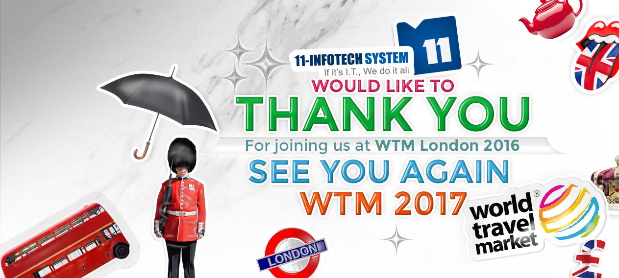 WTM, London 2016